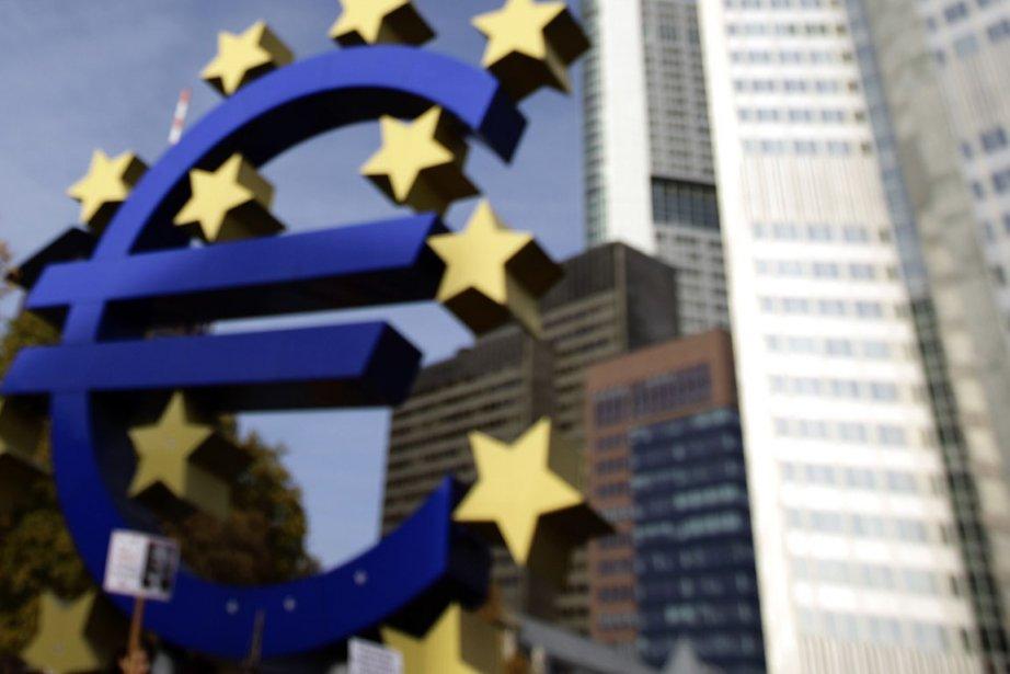 «Et maintenant notre or», titrait la Frankfurter Allgemeine... (Photo: KAI PFAFFENBACH, Reuters)