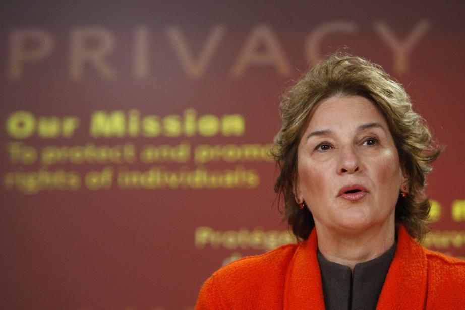 La commissaire à la protection de la vie... (Photo: BLAIR GABLE, Reuters)