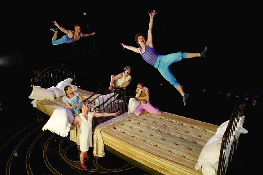 Le spectacle «Corteo» fera-t-il craquer les Français pour... (Photo fournie par Richard Termine du Cirque du Soleil)