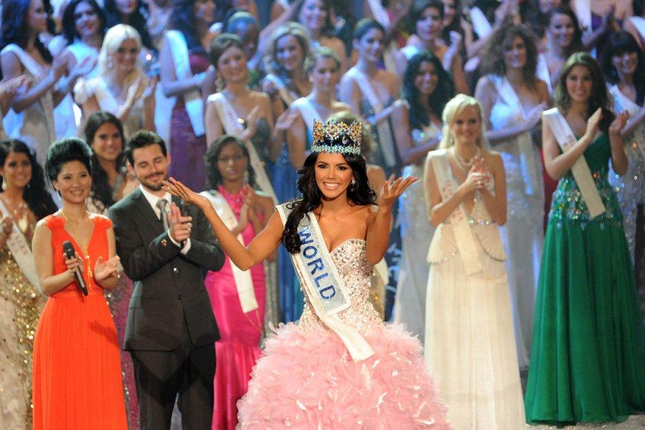 «Je pense que la prochaine Miss Monde devrait... (Photo: Reuters)