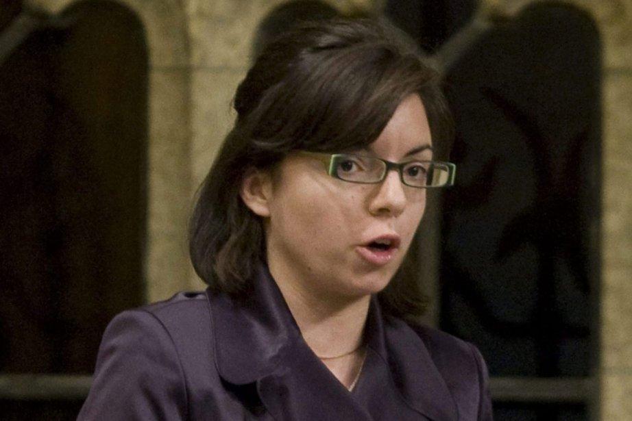 Mme Ashton avait été élue représentante du comté... (Photo: PC)
