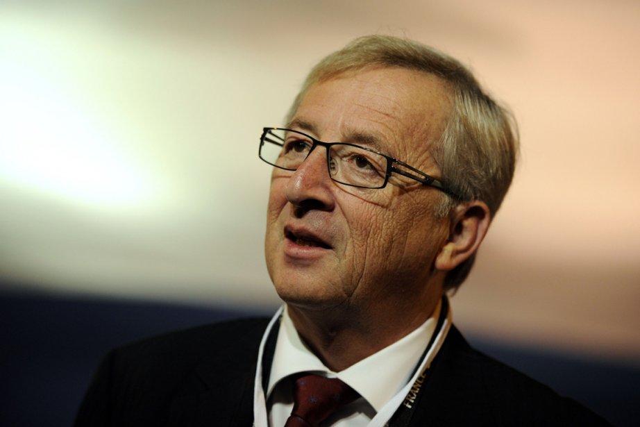 Le chef de file des ministres des Finances... (Photo: LIONEL BONAVENTURE, AFP)