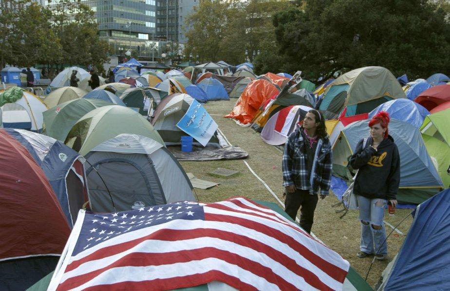 Mais au fond, que veulent ces manifestants? Tout... (photo: reuters)