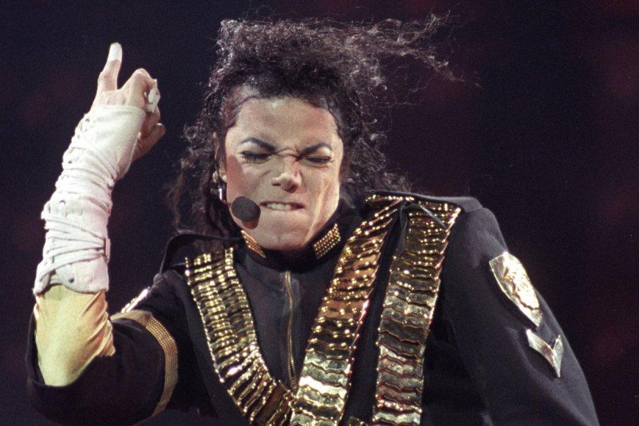 Michael Jackson... (Photo: Reuters (Archives))