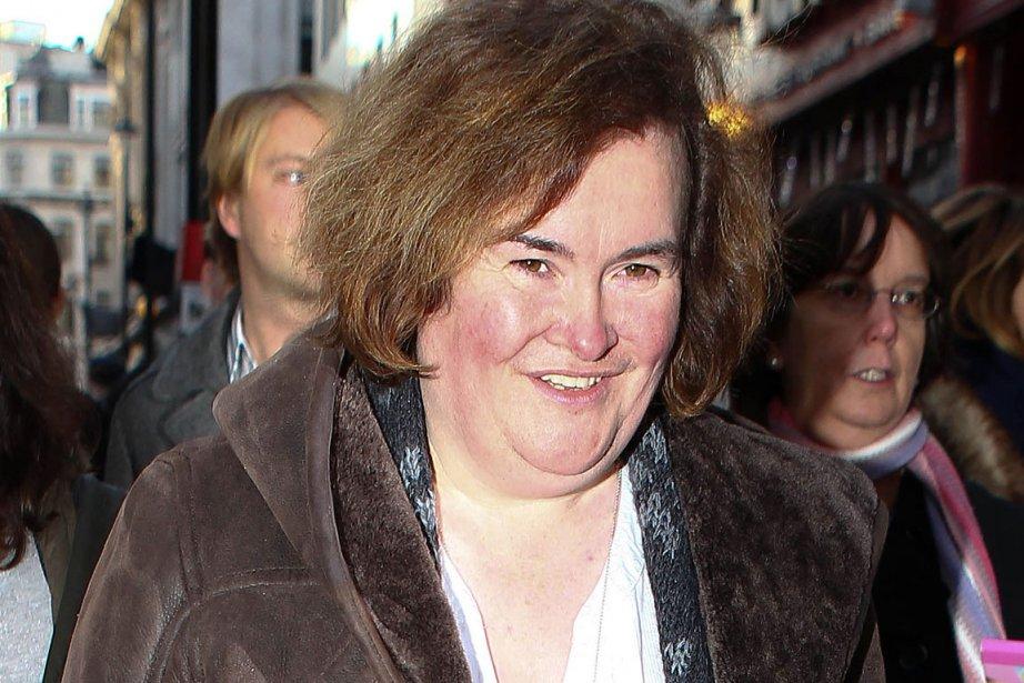 Susan Boyle... (Photo: Reuters)