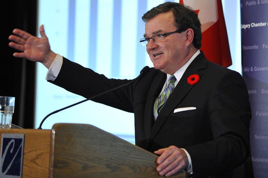 Le ministre fédéral des Finances, Jim Flaherty.... (Photo: Reuters)