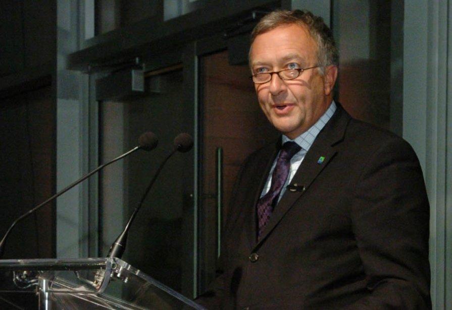 L'auteure adresse sa lettre ouverte au sénateur Paul... (Photo: François Gervais)