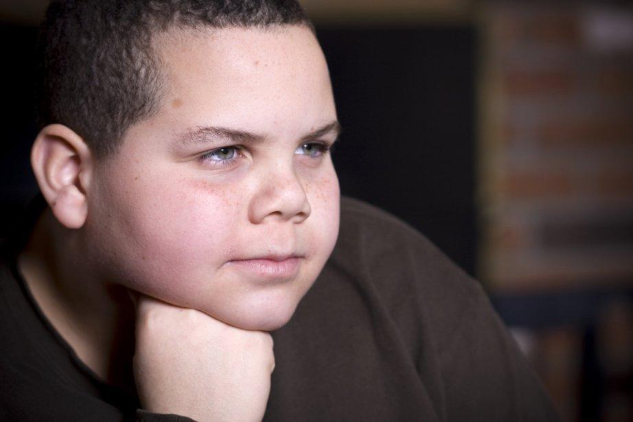 Les adolescents atteints d'obésité auraient besoin d'apports bien... (Photos.com)
