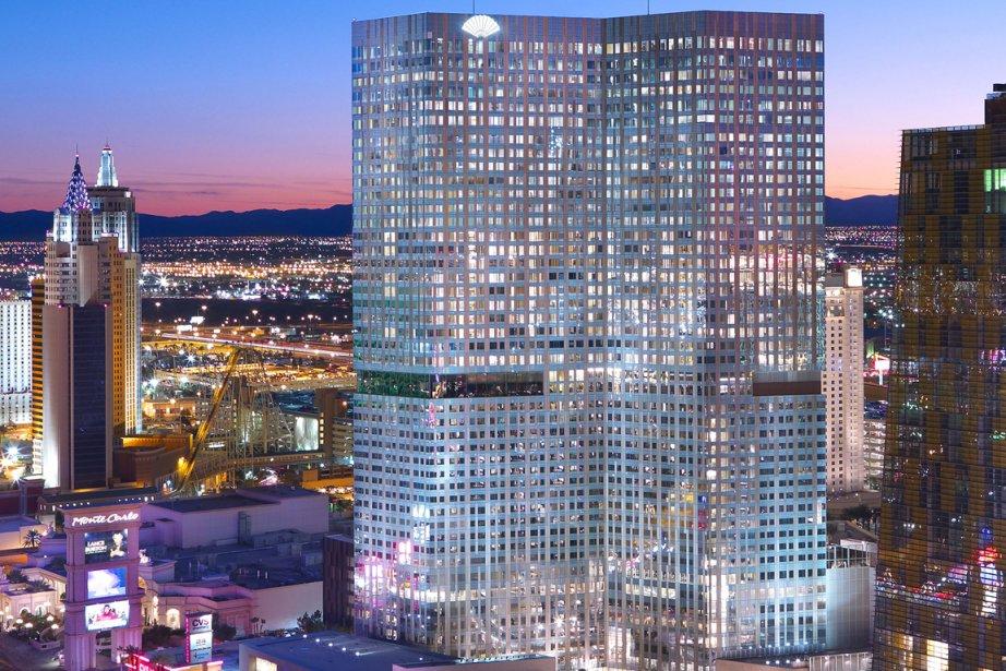 Le Mandarin Oriental, Las Vegas... (Photo: fournie par l'hôtel)