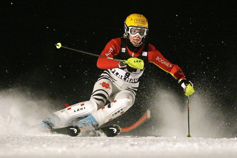 Susanne Riesch... (Photo: Reuters)