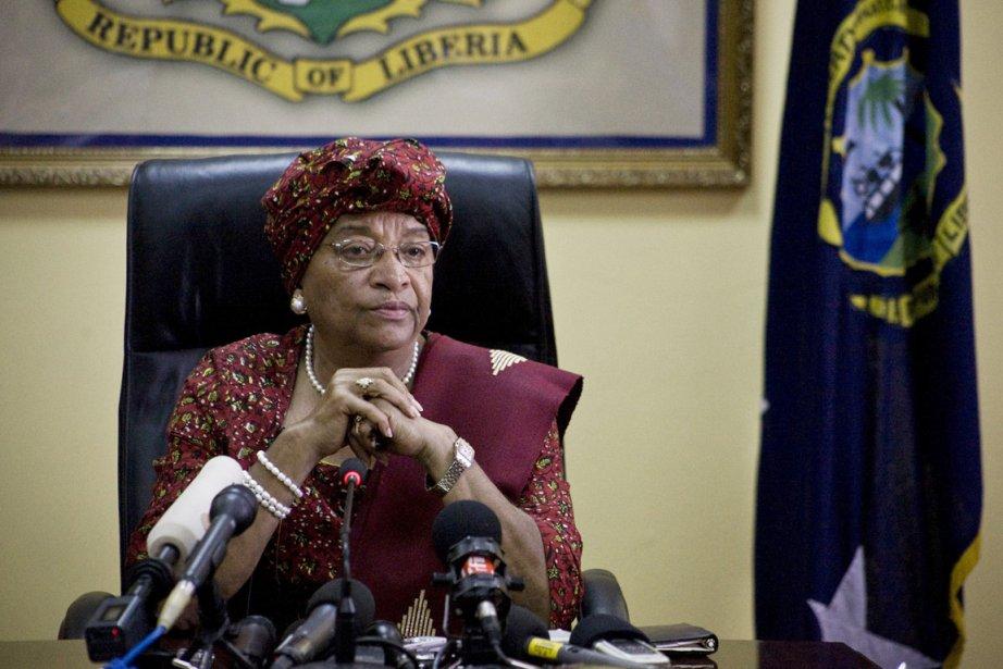 Ellen Johnson Sirleaf,  seule en lice au... (Photo: Glenna Gordon, AFP)