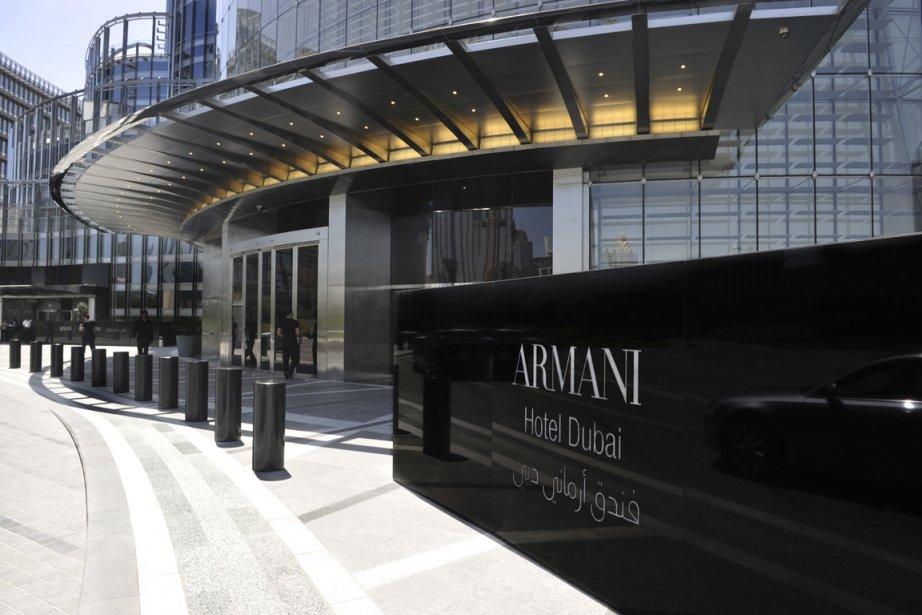 On trouve dans la tour Burj Khalifa quelques... (Photo: fournie par l'hôtel)
