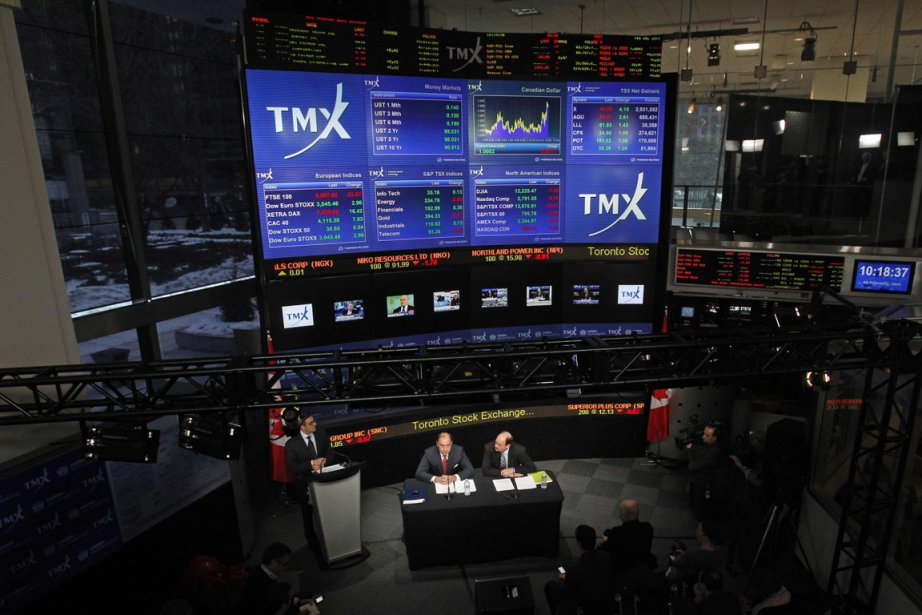 L'offre de Maple pour le Groupe TMX, qui... (Photo: Reuters)