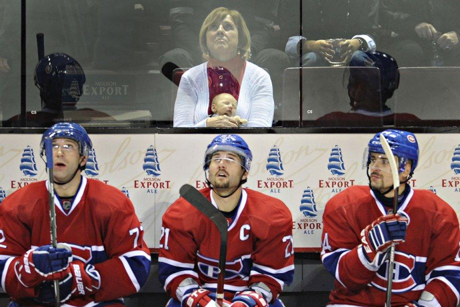 Le Canadien de Montréal surveille de près la... (Photo: Bernard Brault, La Presse)