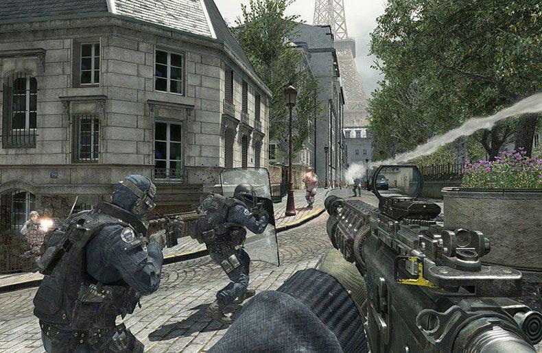Call of Duty: Modern Warfare 3 est le...