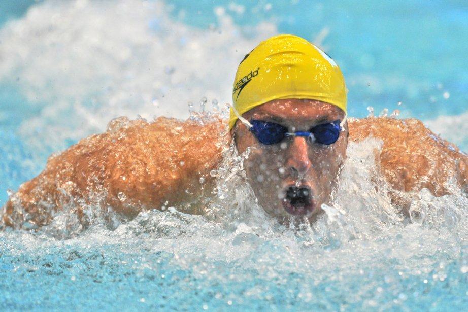L'Australien Ian Thorpe.... (Photo: KAZUHIRO NOGI, AFP)