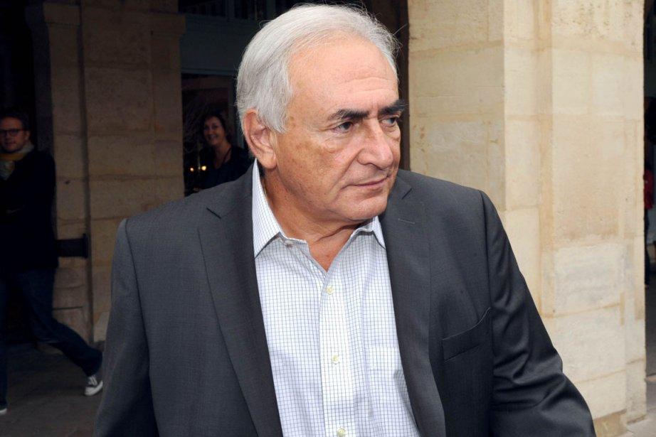 Dominique  Strauss-Kahn... (Photo: AFP)
