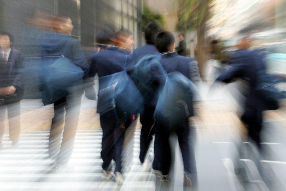 On parle beaucoup d'intimidation à l'école ces... (photo: associated press)