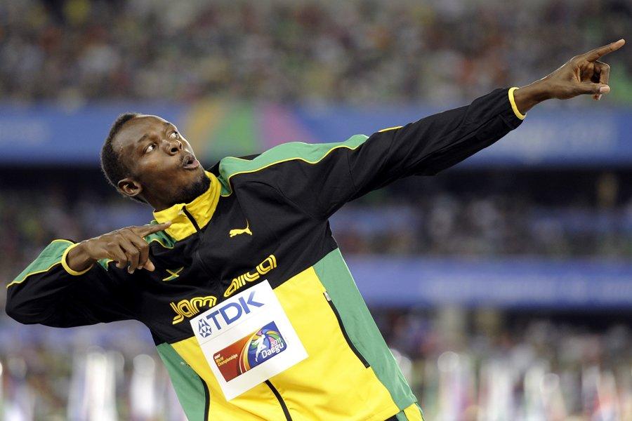 Usain Bolt a mentionné qu'il aimerait  ajouter... (Photo: AP)