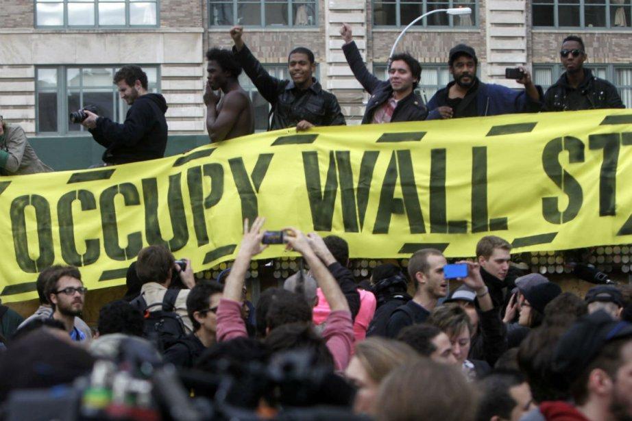 Le mouvement va-t-il disparaître de l'espace public sous... (photo: reuters)