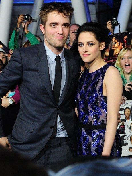 Robert Pattinson et Kristen Stewart | 27 juillet 2012