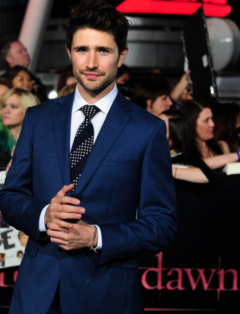 Matt Dallas | 27 juillet 2012