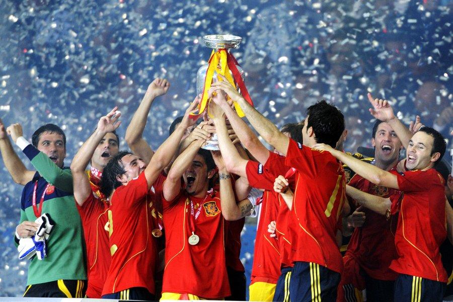 L'Espagne est championne en titre de l'Euro.... (Photo: AFP)