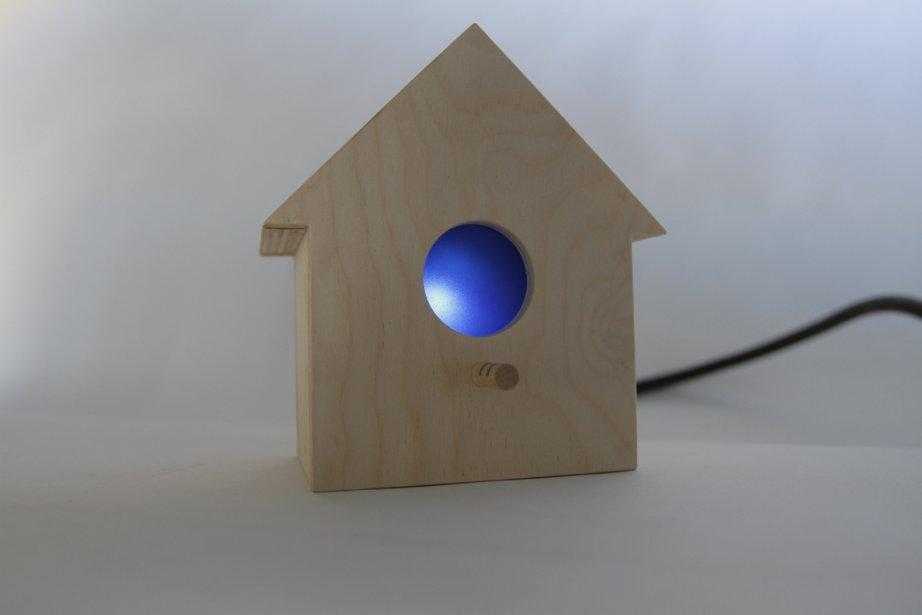 La veilleuse, 55$, www.sixpointone.ca (Olivier Pontbriand, collaboration spéciale)