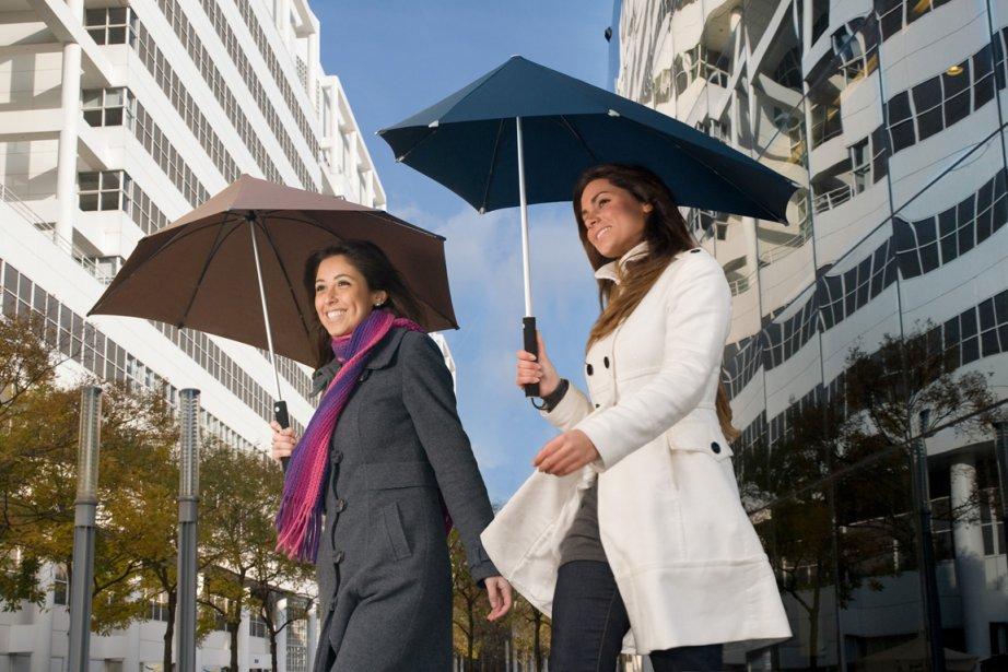 vente chaude en ligne f87de 2c3b4 SENZ: l'asymétrie pour se protéger de la pluie