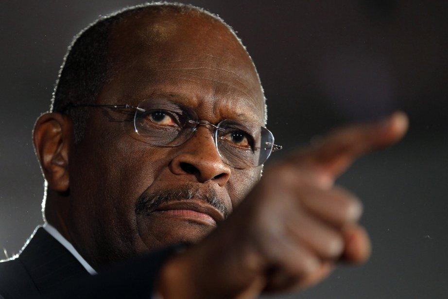 Herman Cain a demandé une protection supplémentaire à... (Photo: Brian Snyder, Reuters)
