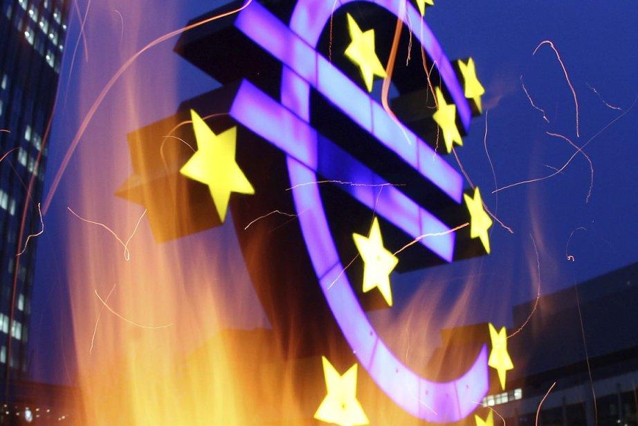 Les appels à la Banque centrale européenne pour... (Photo: AP)