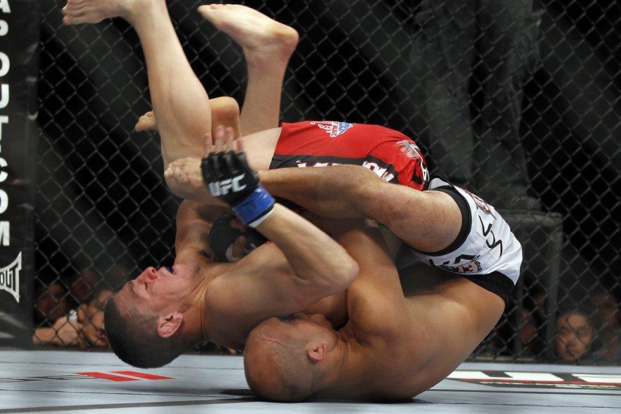 Après des années de vain lobby, l'Ultimate Fighting Championship... (Photo: AP)