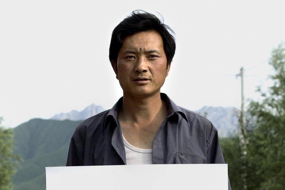 Yang Long Long, 30 ans, fermier de la... (Photo: Adrian Fisk, Projet iSpeak China/iSpeak)