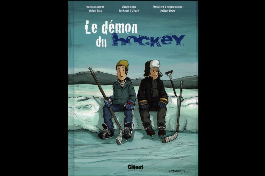 Le démon du hockey, Collectif. Glénat Québec. 48...