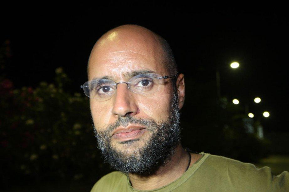 Seif al-Islam Kadhafi... (Photo: AFP)