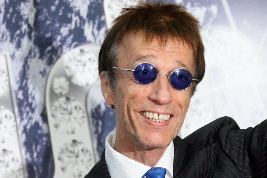 L'an dernier, Robin Gibb avait été traité pour... (Photo: STEPHANE DANNA, AFP)