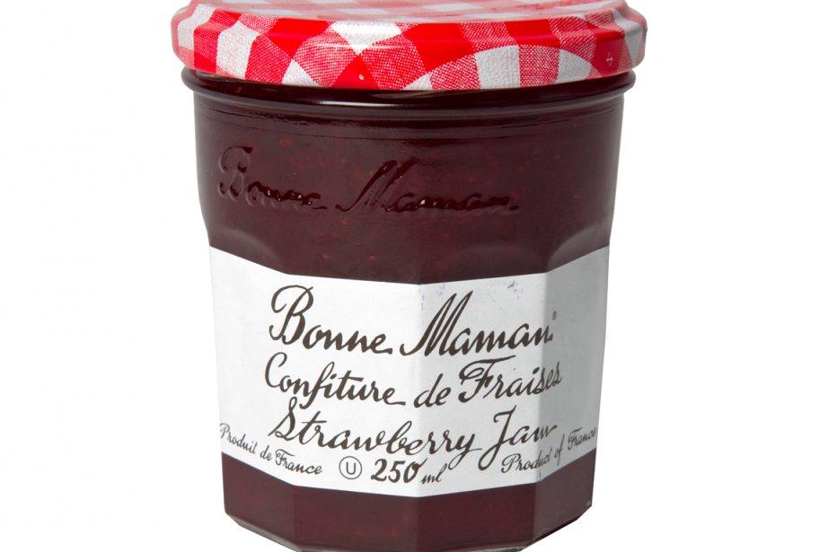 Confiture de fraises Bonne maman... (Photo: La Presse)