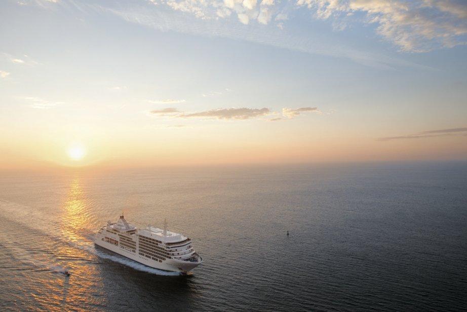 Le Silver Spirit, qui voyage d'un port à... (Photo: fournie par Croisières Silversea)