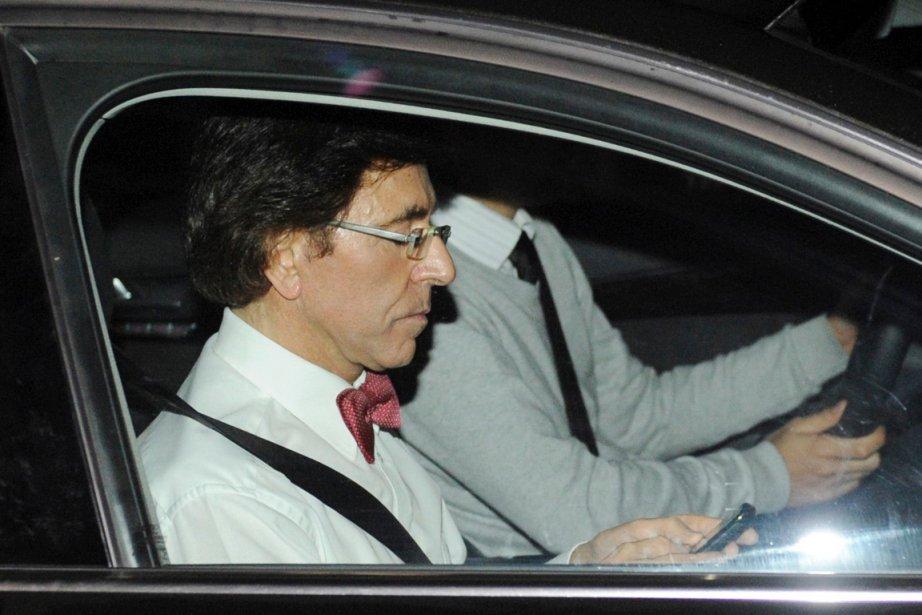 Elio Di Rupo, patron du PS francophone, avait... (Photo: John Thys, AFP)