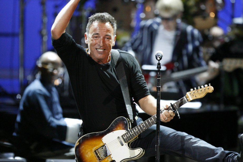 Bruce Springsteen... (Photo: PC)