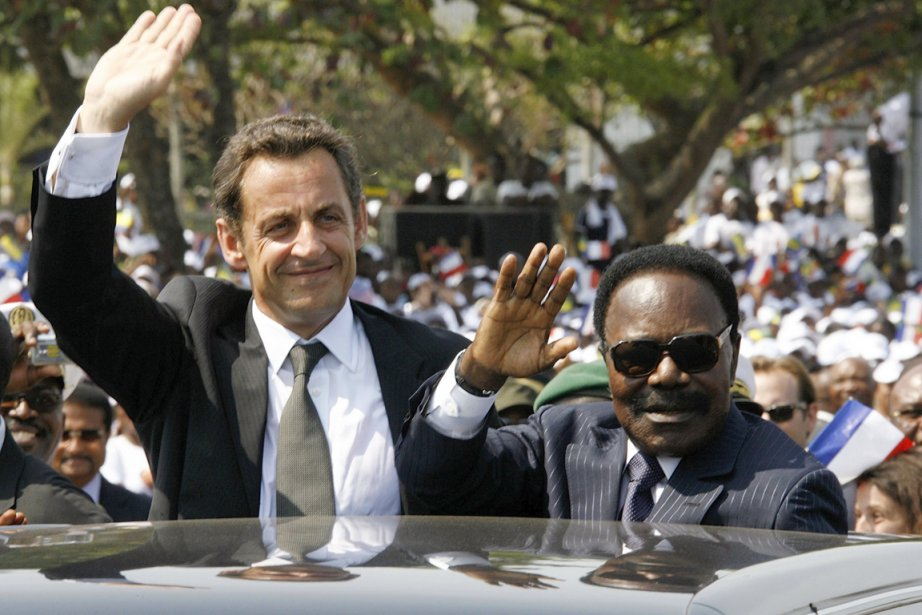 Le président français Nicolas Sarkozy et son homologue... (Photo: Pascal Rossignol, Archives Reuters)
