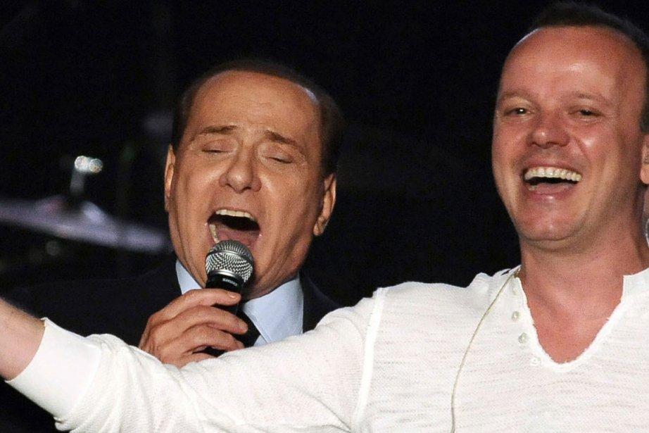En mai dernier, Silvio Berlusconi a offert un... (Photo: AP)