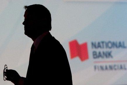 La Banque Nationale aurait pratiquement abandonné le français... (Photo: Ivanoh Demers, archives La Presse)