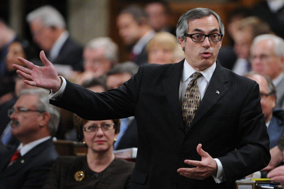 Le gouvernement  Harper aurait utilisé des fonds... (Photo: Sean Kilpatrick, PC)