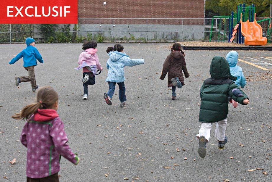 La Commission scolaire de Montréal songe à obliger... (Photo: David Boily, La Presse)