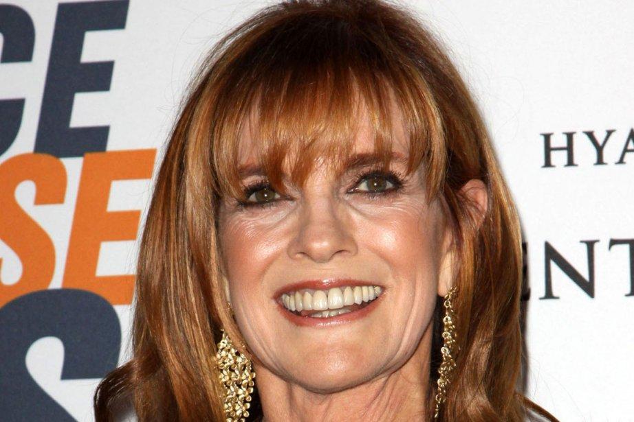 Linda Gray... (Photo: Reuters)