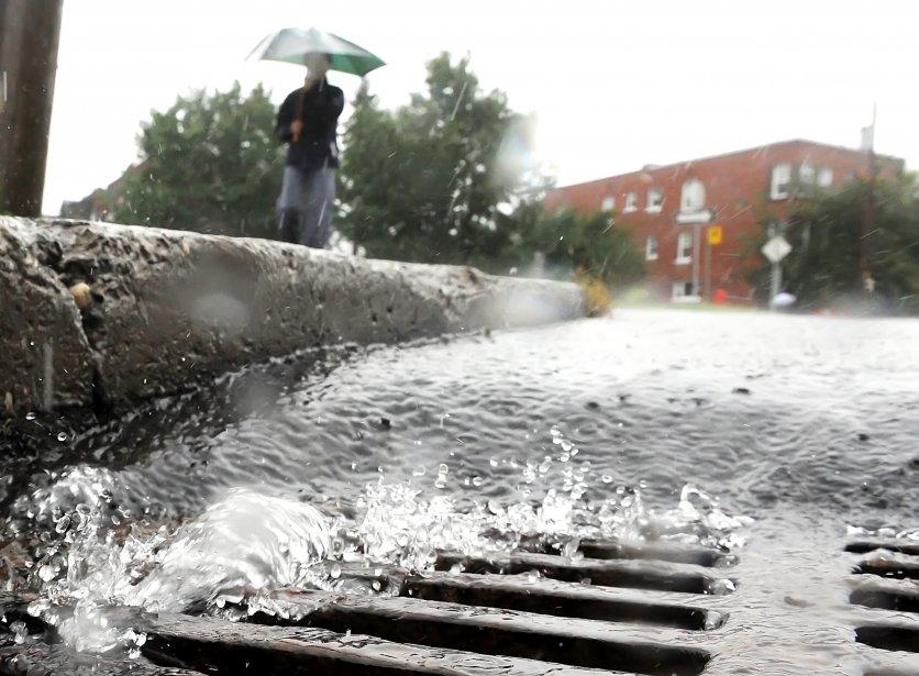 Les Québécois pourront compter sur des prévisions météorologiques plus précises grâce à des recherches menées à l'Université de Sherbrooke. (Imacom, Jocelyn Riendeau)