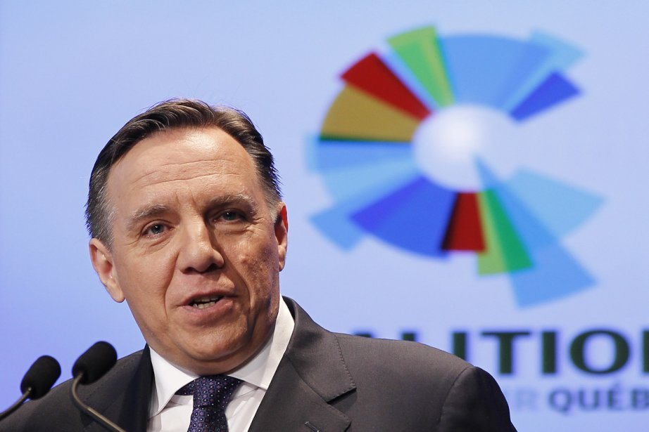La CAQ de François Legault domine les intentions... (Photo: Mathieu Bélanger, Archives Reuters)