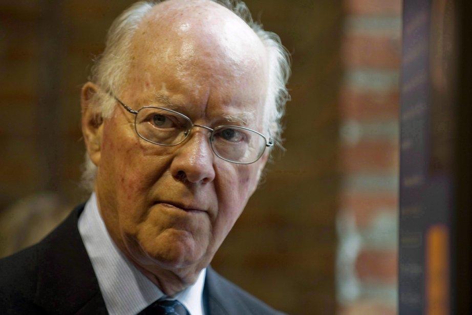 Le juge John Gomery est président du Conseil... (Photo: Graham Hughes, Archives PC)