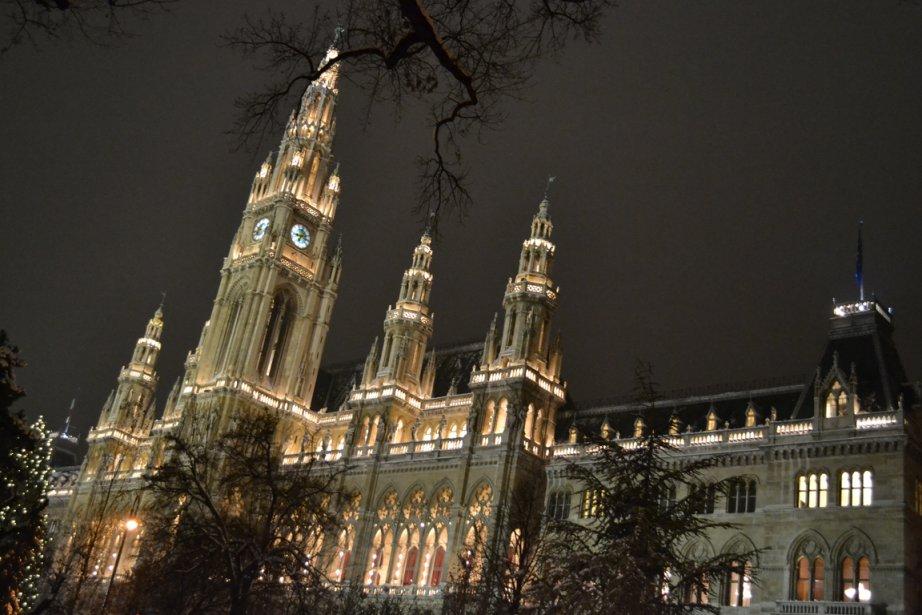 Le marché de Vienne... (Photo: Violaine Ballivy, La Presse)